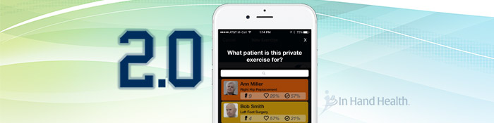 Private Video Exercises, Subscriptions, and eCommerce Come to Physical Therapy