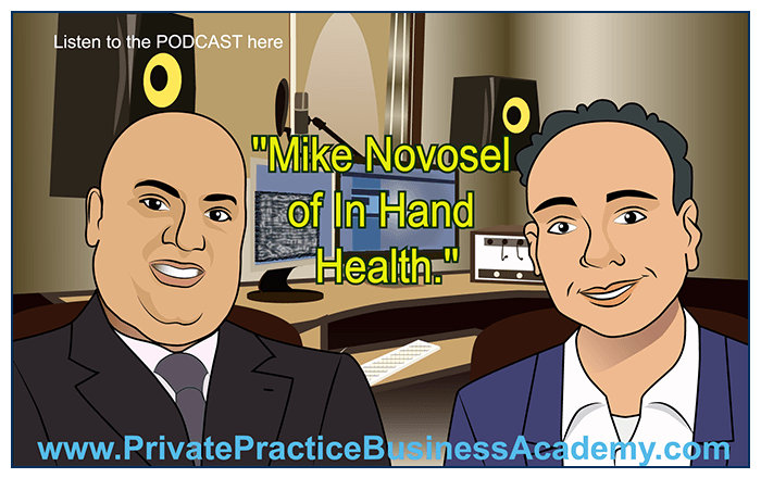 Listen Up: In Hand Health on the Private Practice Business Academy Podcast