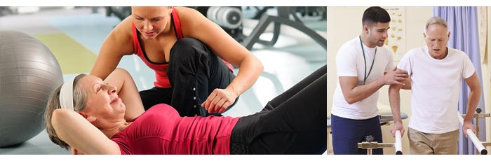 We know that strength training, balance activities, and education help in fall prevention.