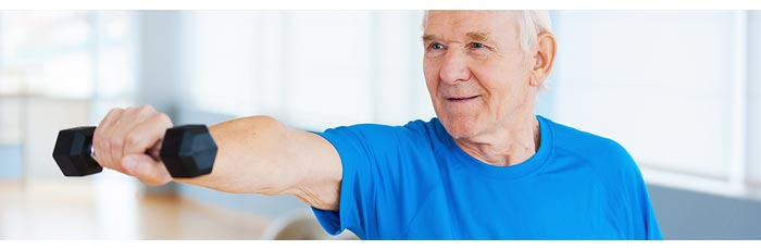 Staying active is one of the best fall prevention strategies.